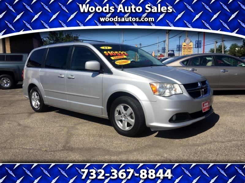 2011 Dodge Grand Caravan 4dr Wgn Crew Plus