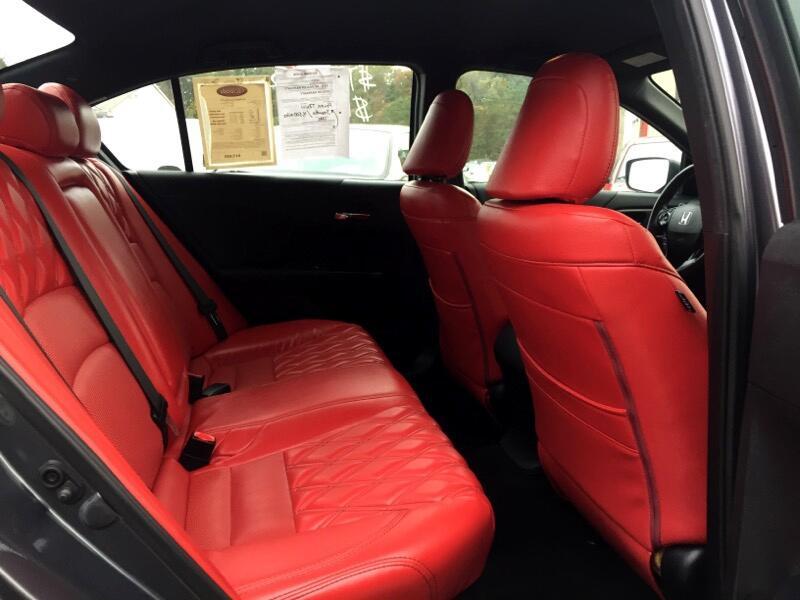 2017 Honda Accord 4dr Sedan EX Auto
