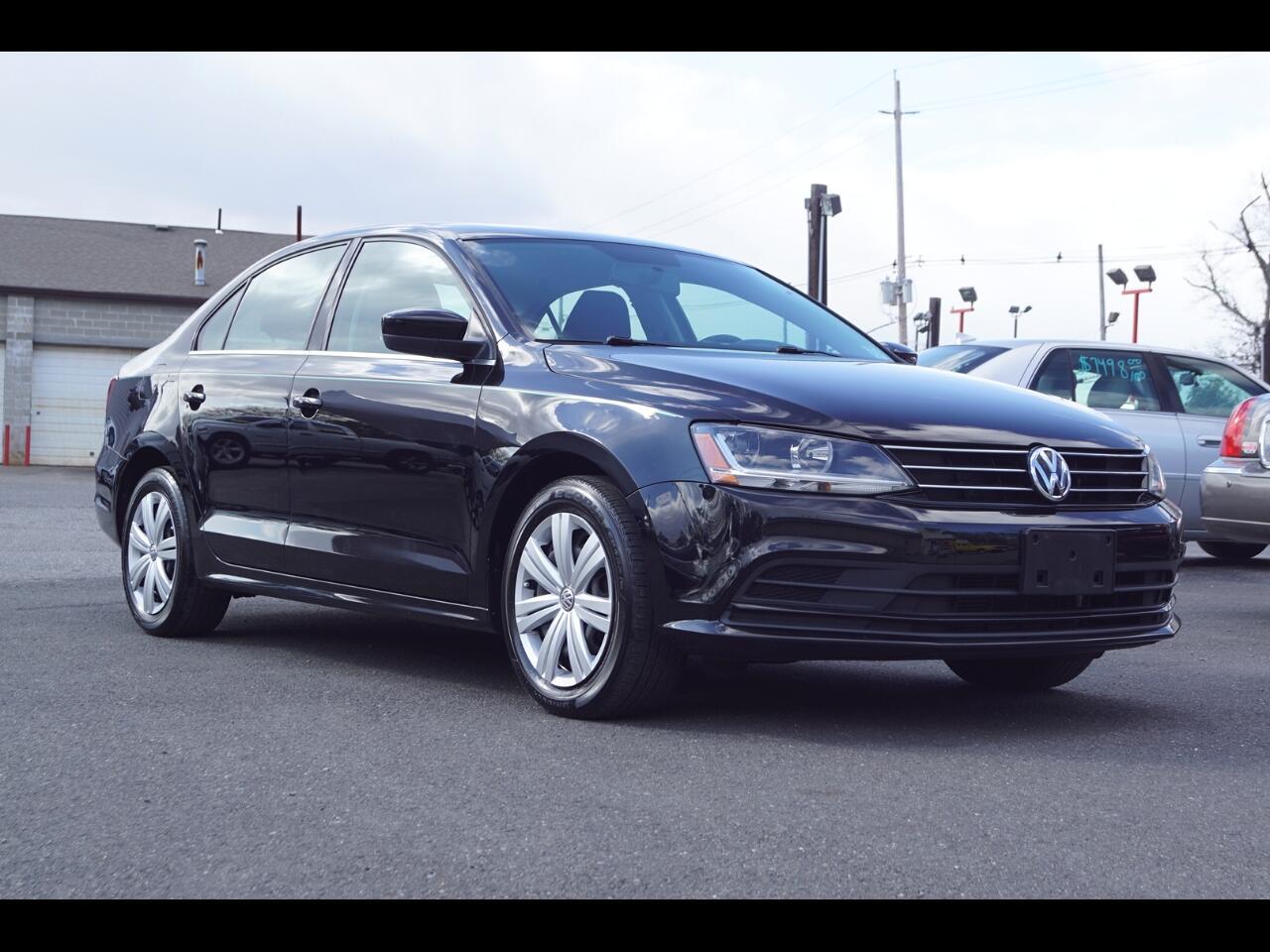 Volkswagen Jetta 1.4T S 6A 2017