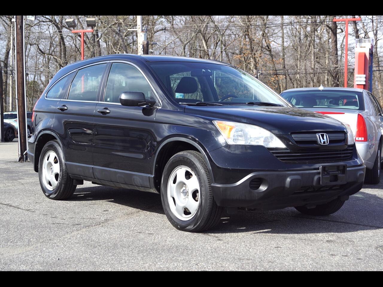 Honda CR-V LX 4WD 5-Speed AT 2009