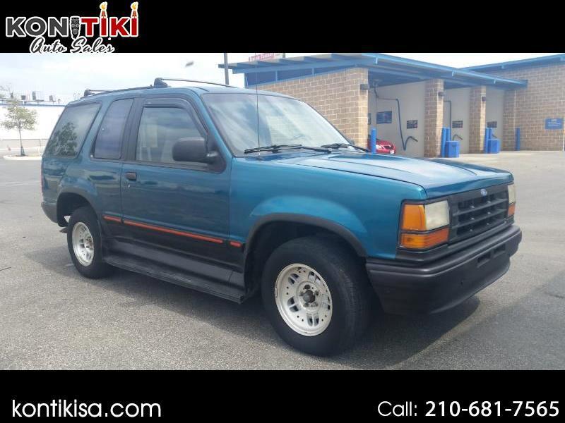 Ford Explorer XL 2-Door 2WD 1994