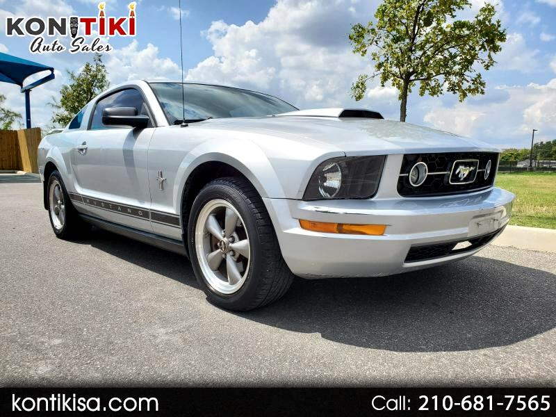 Ford Mustang V6 Premium Coupe 2006