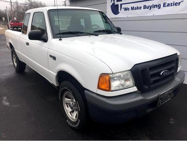2005 Ford Ranger Edge SuperCab 2-Door 2WD