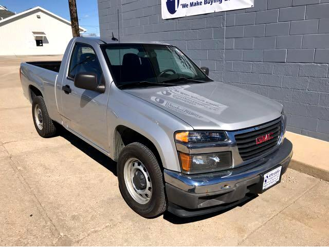 2010 GMC Canyon Work Truck 2WD