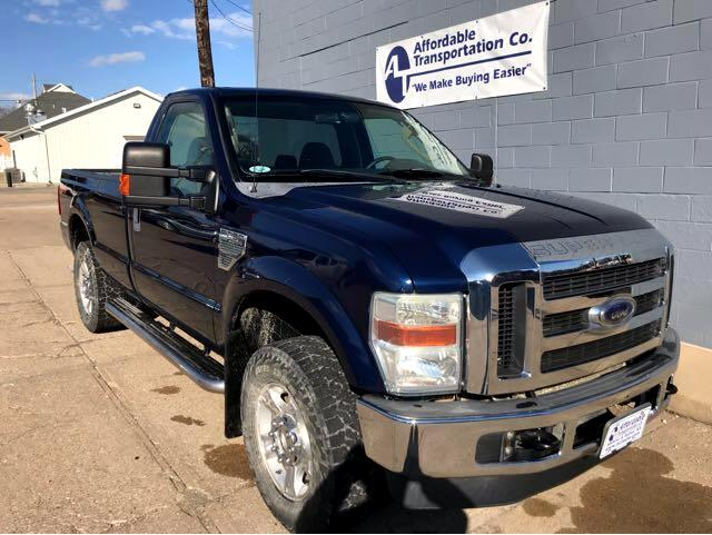 2009 Ford F-250 SD XLT 4WD
