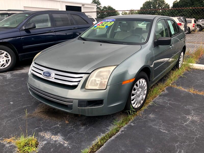 Ford Fusion S 2006