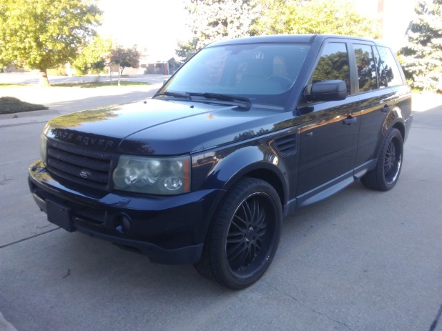 2006 Land Rover Range Rover Sport Supercharged for sale VIN: SALSH23446A970652