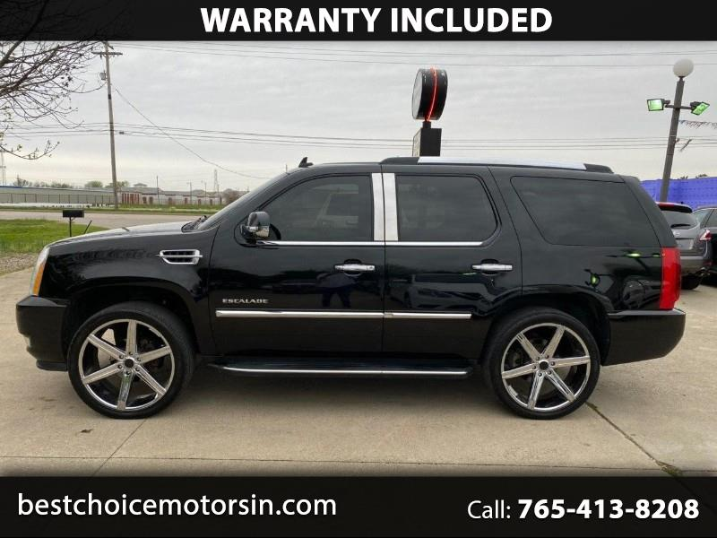 Cadillac Escalade AWD Luxury 2009