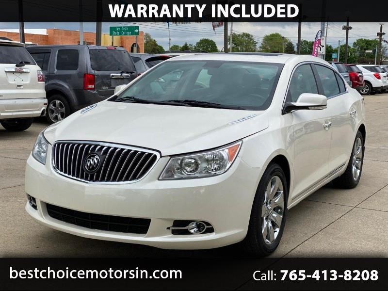 Buick LaCrosse Leather Group AWD 2013
