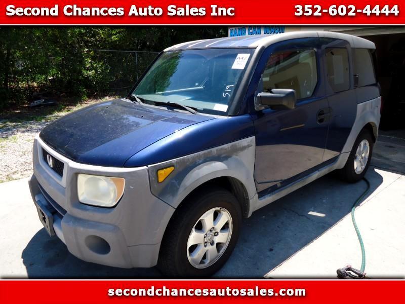 2003 Honda Element  for sale VIN: 5J6YH28253L027172