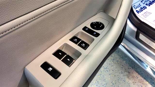 2015 Hyundai Sonata 4dr Sdn 2.4L Auto Limited PZEV