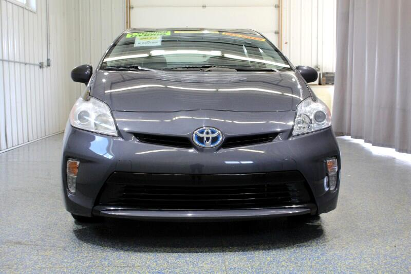 2014 Toyota Prius 5dr HB Two (Natl)