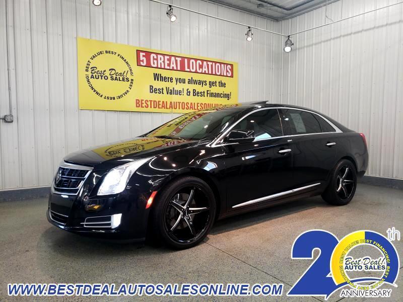 2014 Cadillac XTS TT Platinum AWD