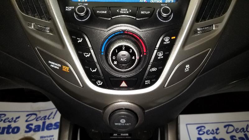 2013 Hyundai Veloster Base