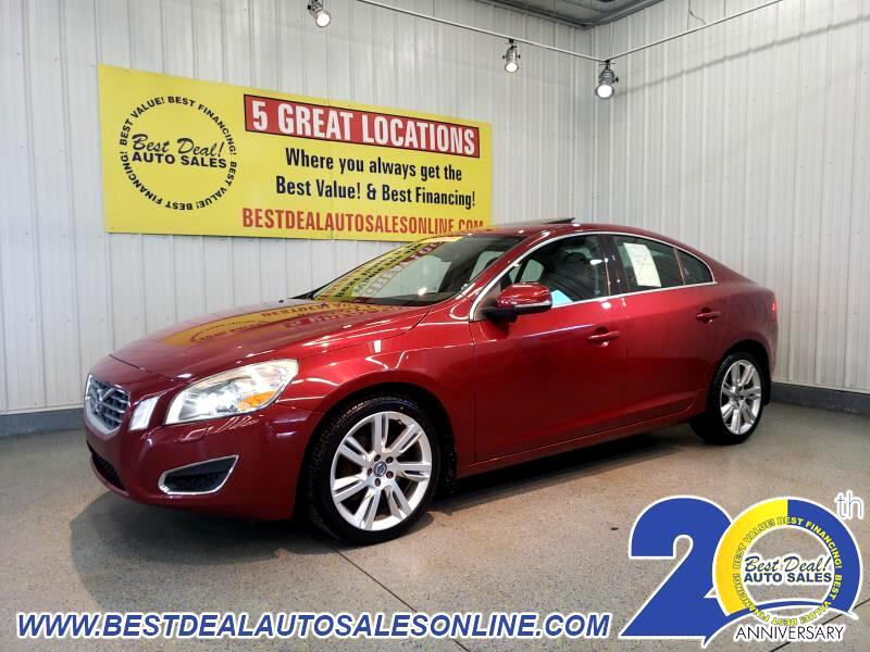 2012 Volvo S60 4dr Sdn T6 AWD