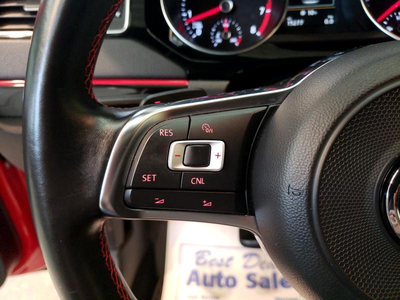 2017 Volkswagen Jetta 2.0T GLI 6A