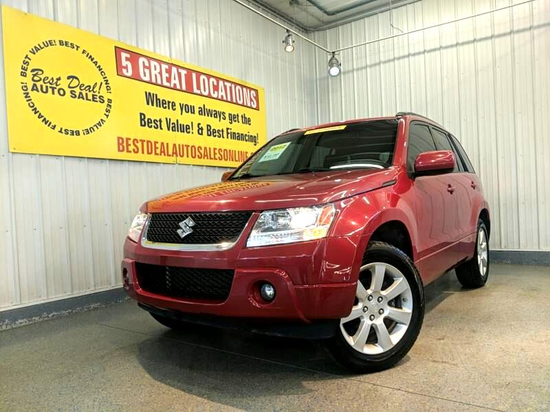 2012 Suzuki Grand Vitara Limited 4WD