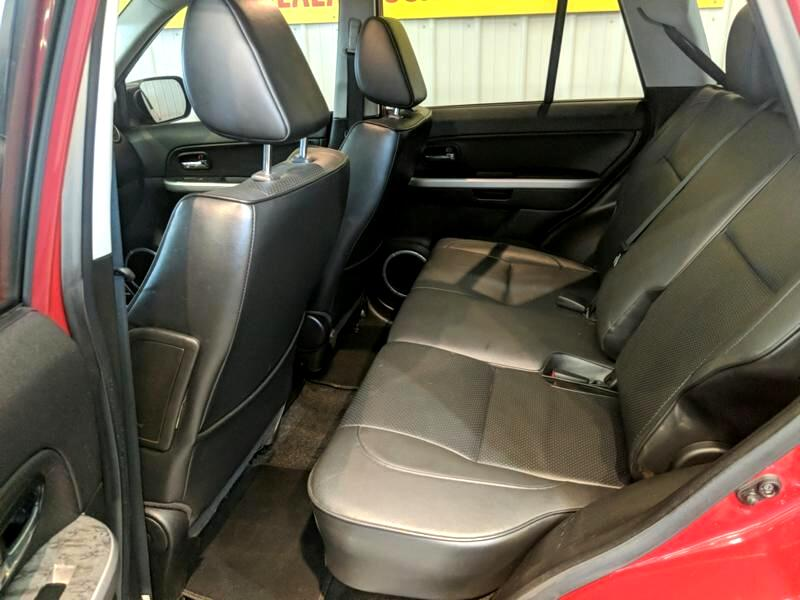 2012 Suzuki Grand Vitara Limited 4WD