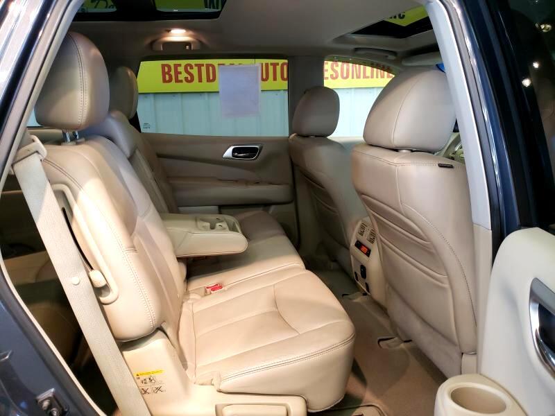 2013 Nissan Pathfinder 4WD 4dr SL