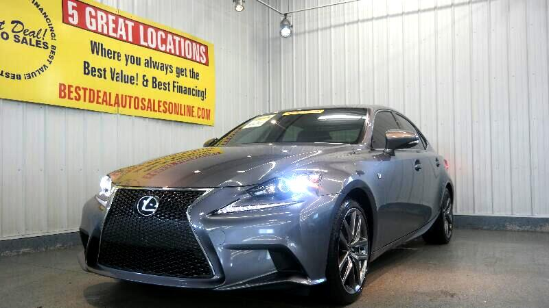 2015 Lexus IS IS 350 F Sport AWD