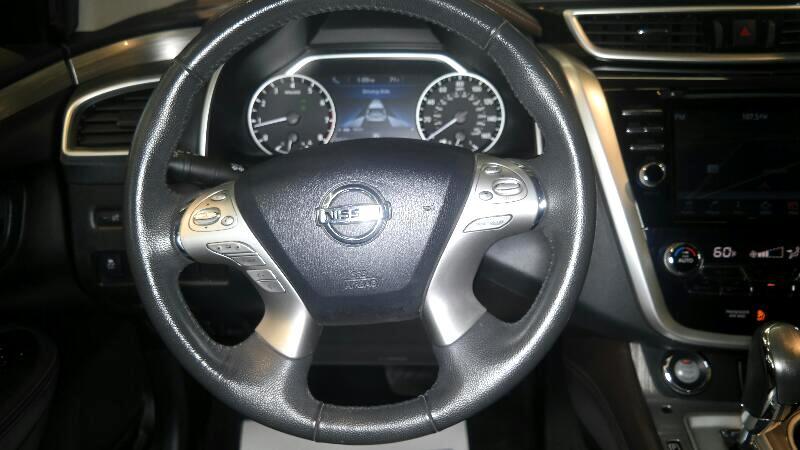 2015 Nissan Murano 4dr SL AWD V6