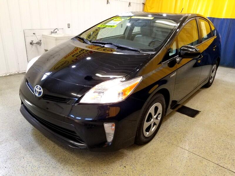 2012 Toyota Prius Prius IV