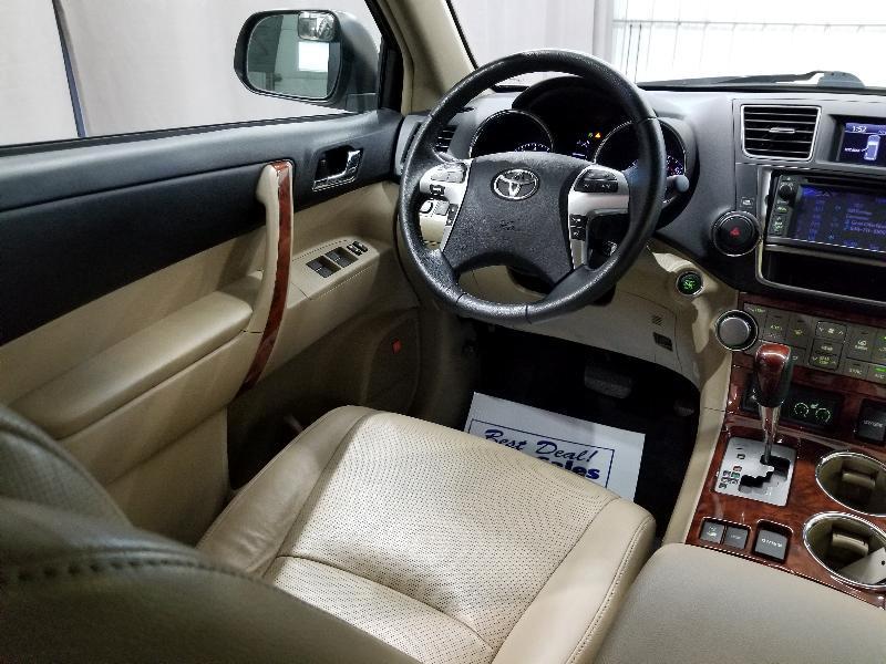 2013 Toyota Highlander AWD 4dr V6 Limited (Natl)