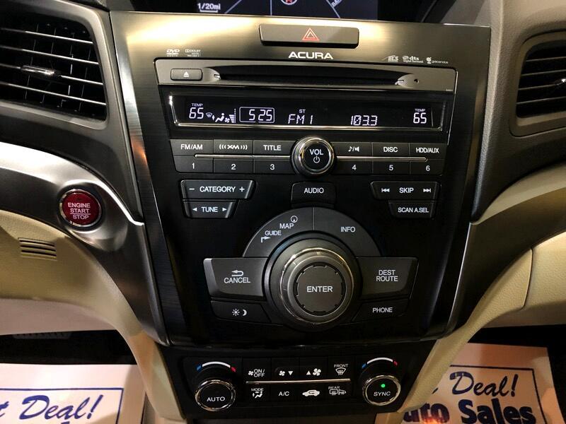 2015 Acura ILX 4dr Sdn 2.0L