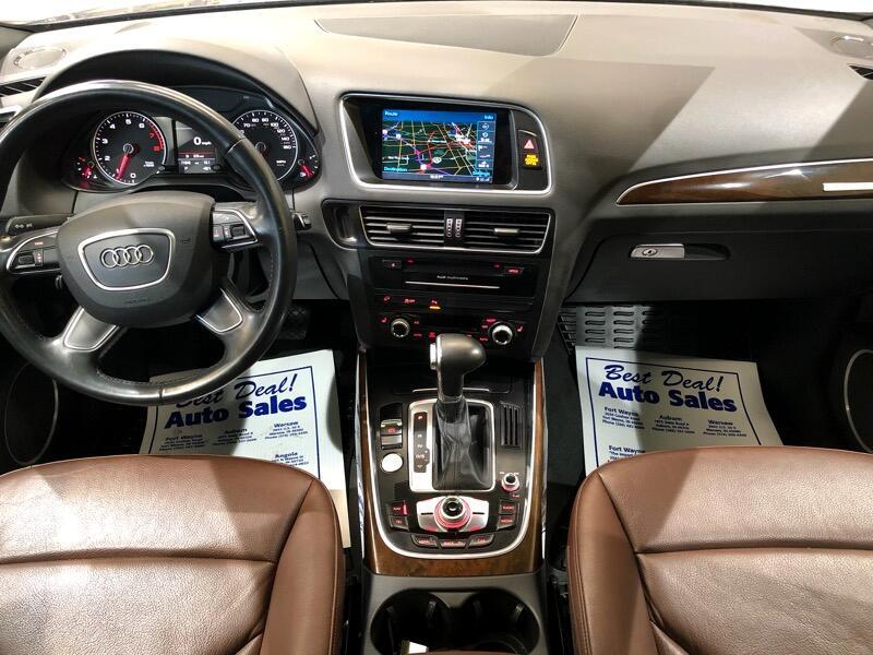 2017 Audi Q5 2.0T Premium Plus quattro