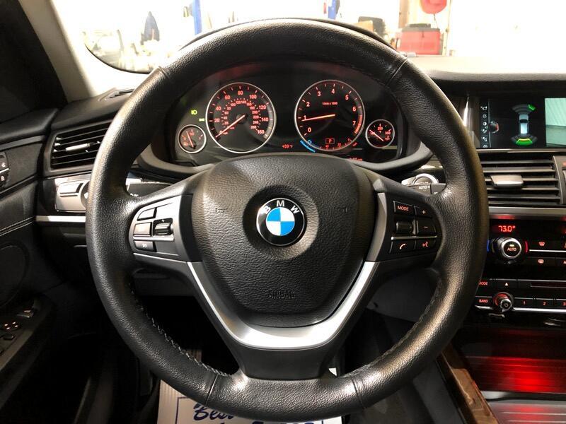 2017 BMW X3 AWD 4dr xDrive28i