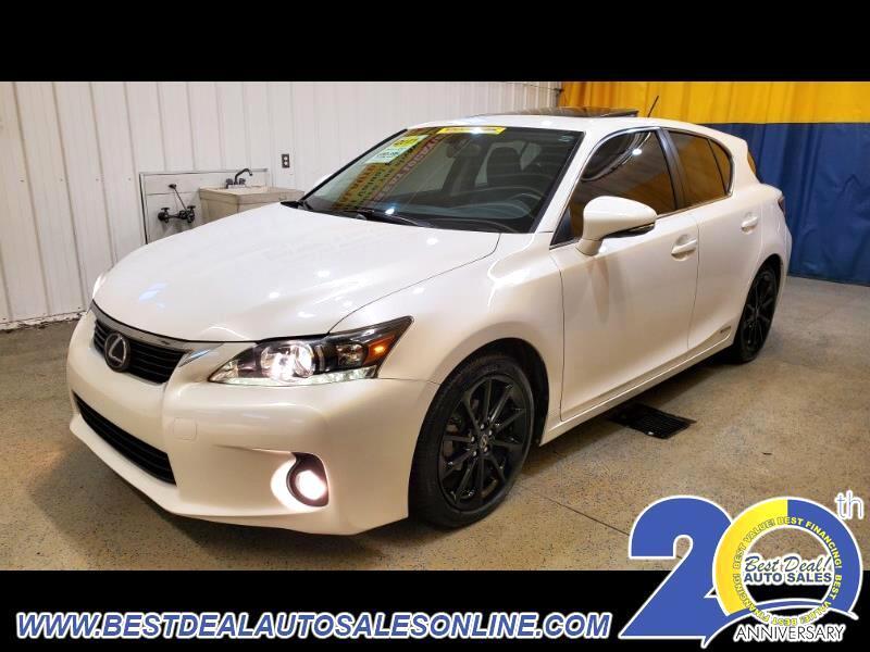 Lexus CT 200h Premium 2011