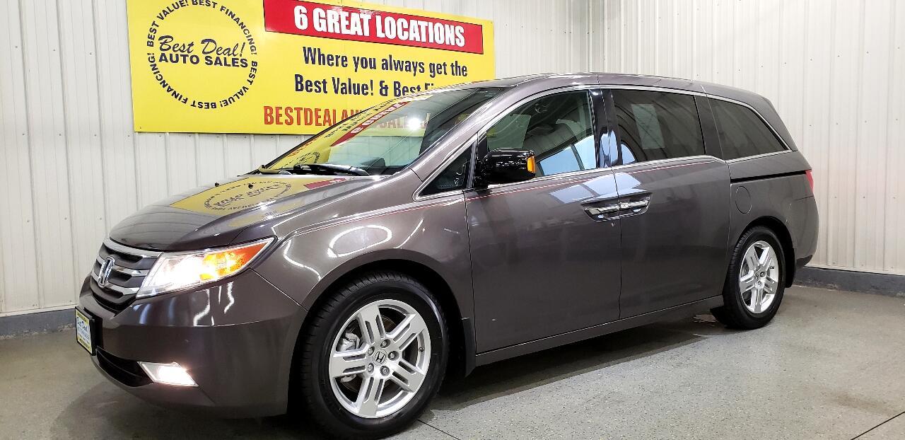 2012 Honda Odyssey Touring w/DVD/NAV