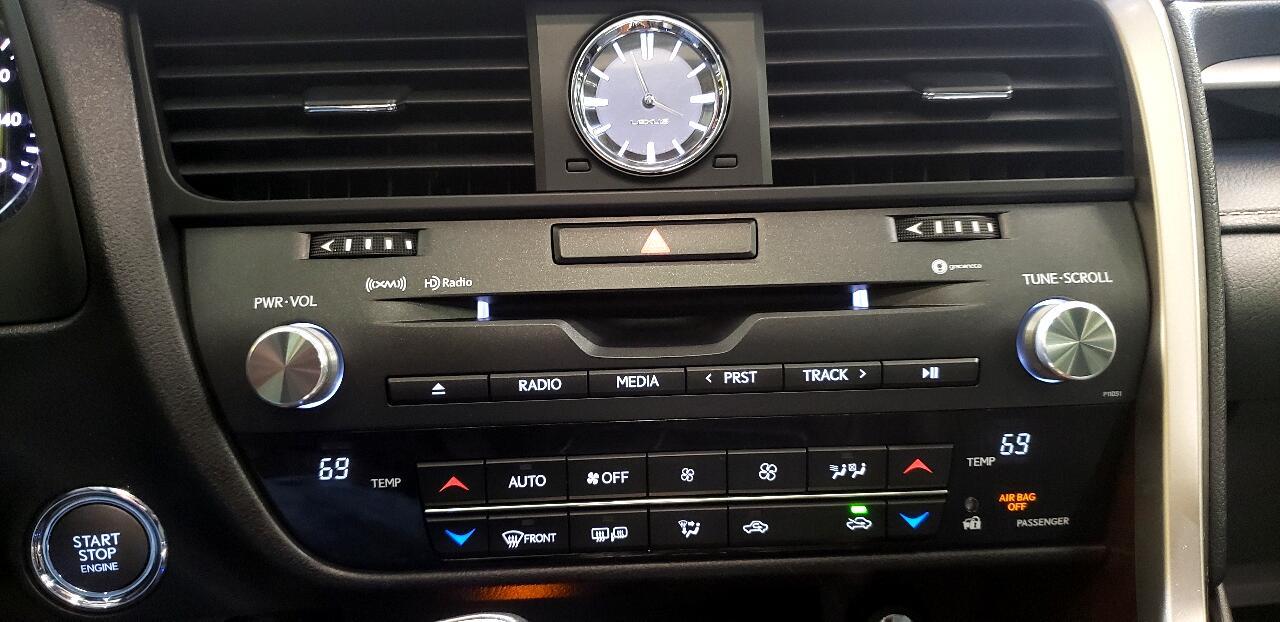 2016 Lexus RX 350 AWD
