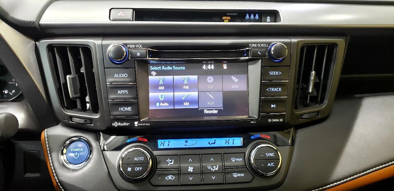 2018 Toyota RAV4 Hybrid SE