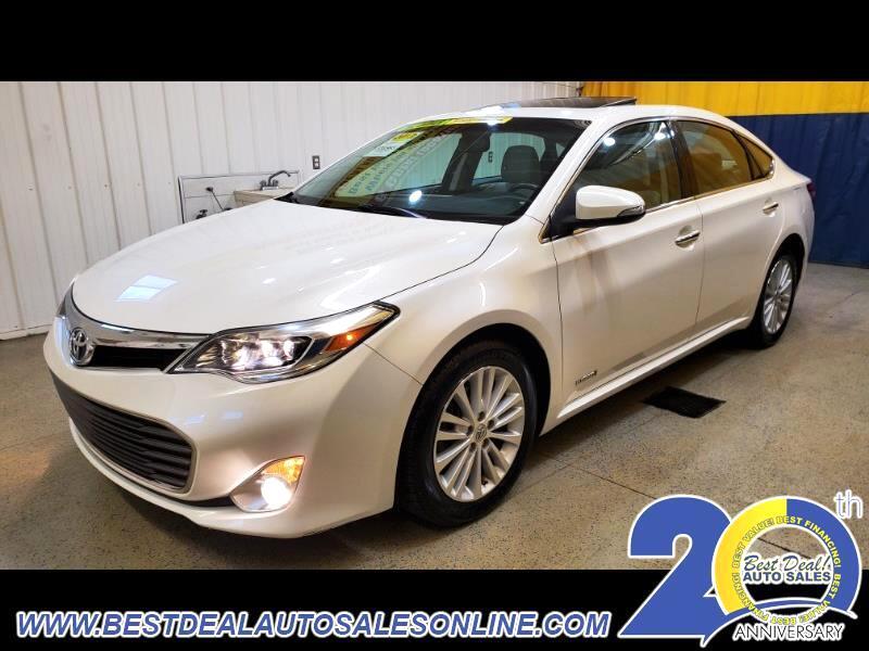 Toyota Avalon Hybrid XLE Touring 2013