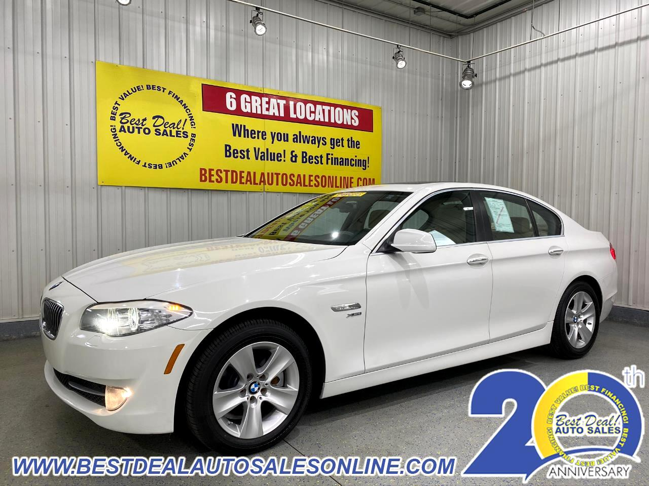BMW 5-Series 528i xDrive 2012