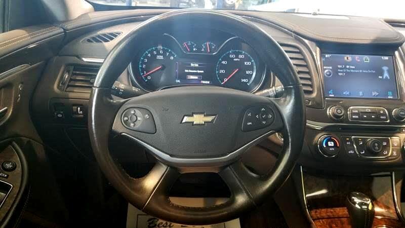 2014 Chevrolet Impala 4dr Sdn LTZ