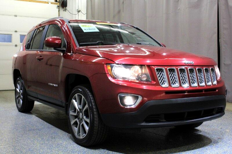 2014 Jeep Compass Limited FWD