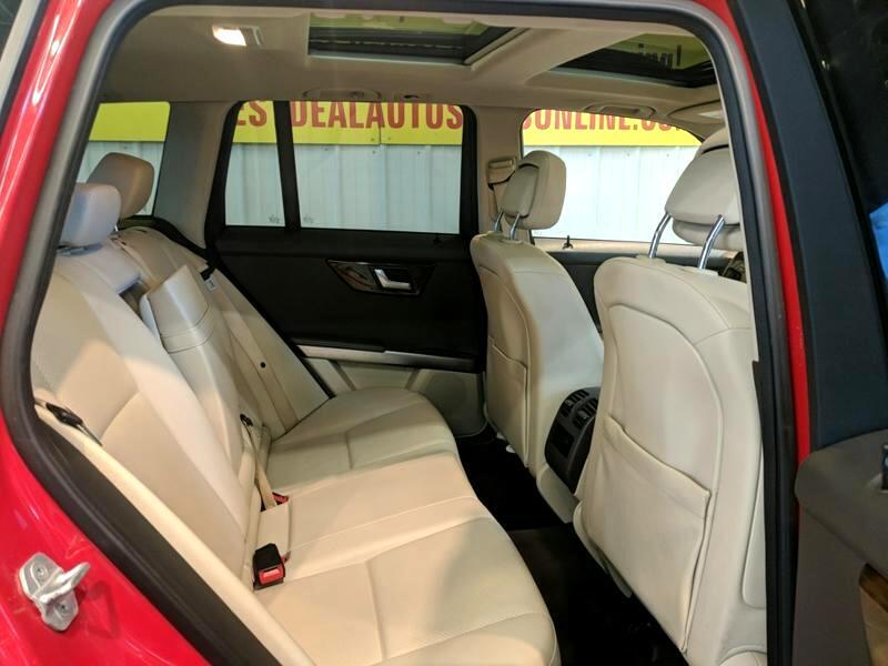2014 Mercedes-Benz GLK-Class GLK350 4MATIC