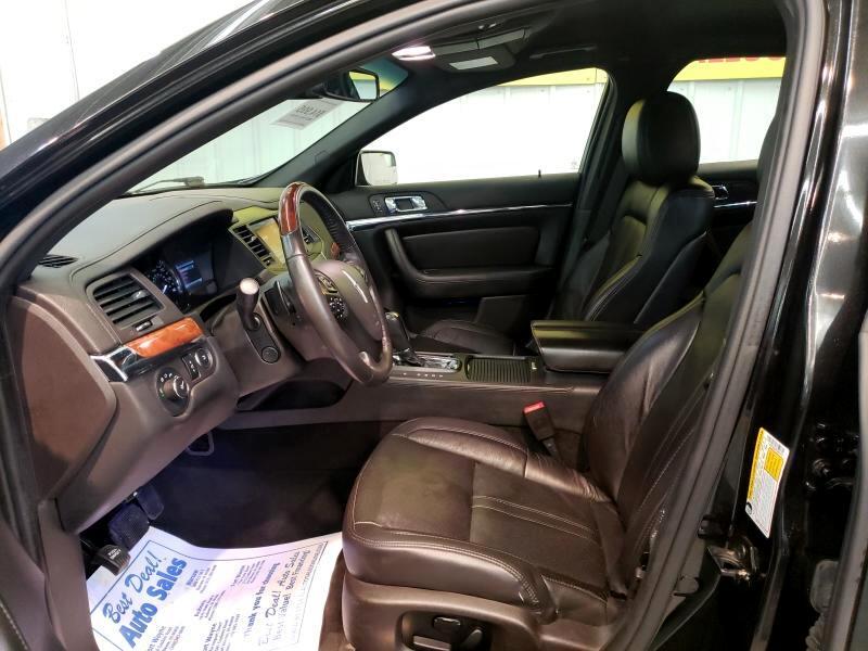 2015 Lincoln MKS FWD