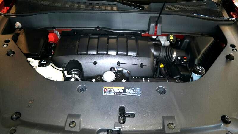 2014 GMC Acadia FWD 4dr SLE