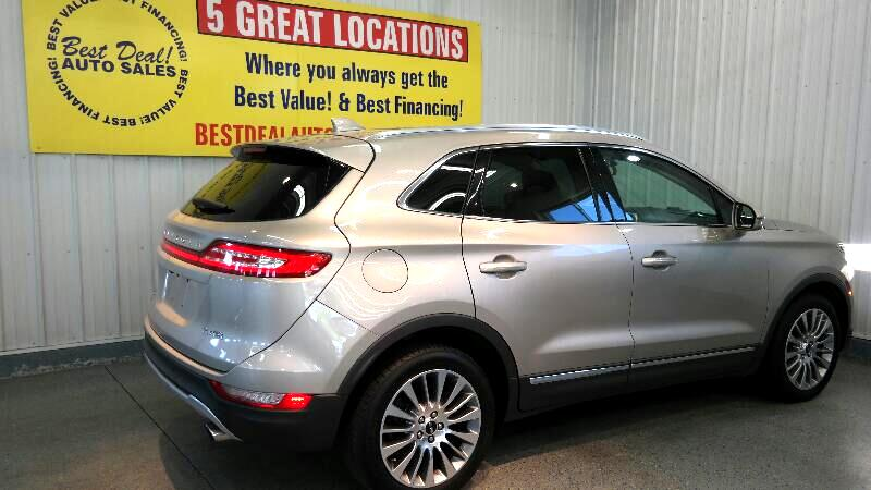 2015 Lincoln MKC AWD 4dr Reserve