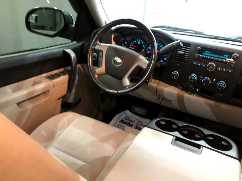 2011 Chevrolet Silverado 1500 LT Ext. Cab 4WD
