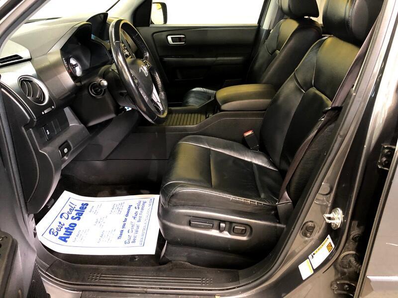 2012 Honda Pilot AWD 4dr EX-L