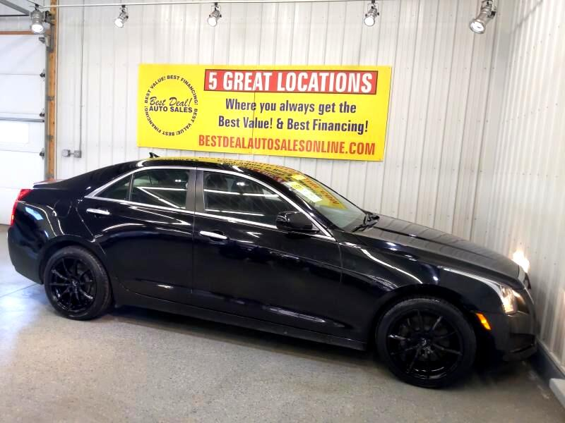 2014 Cadillac ATS 2.0L Base RWD