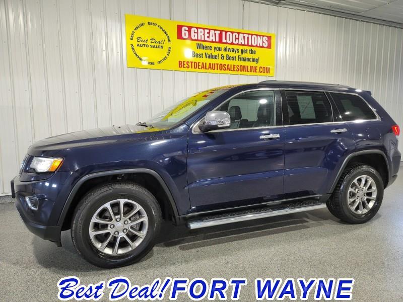 Jeep Grand Cherokee Limited 4WD 2014