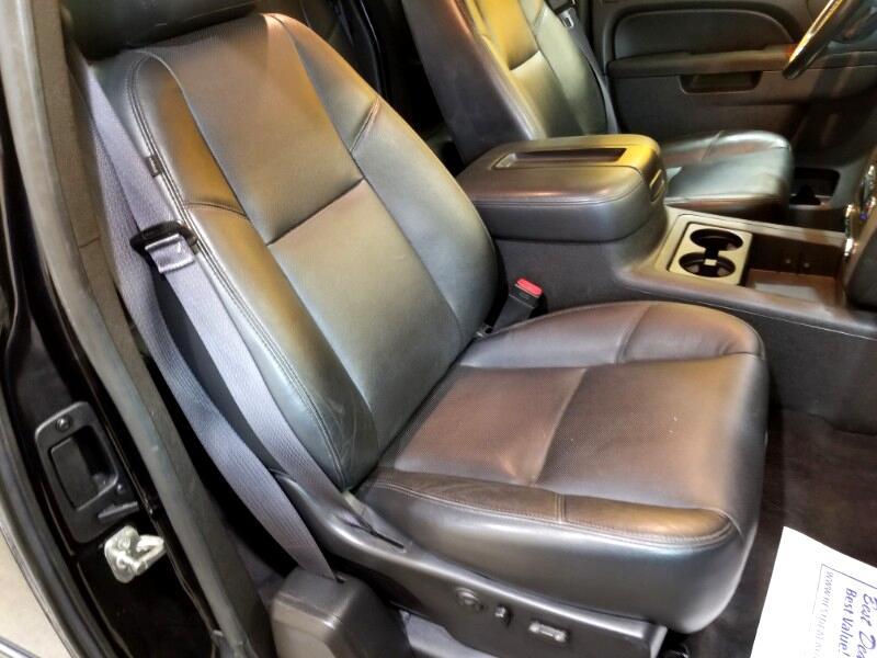 2013 GMC Sierra 2500HD SLT Ext. Cab 4WD