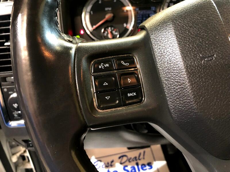 2012 RAM 2500 Laramie Longhorn Edition Mega Cab SWB 4WD