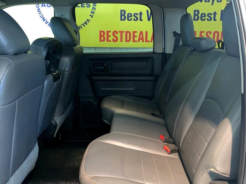 2016 RAM 2500 Tradesman Crew Cab LWB 4WD