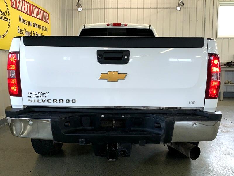 2014 Chevrolet Silverado 3500HD LT Crew Cab 4WD
